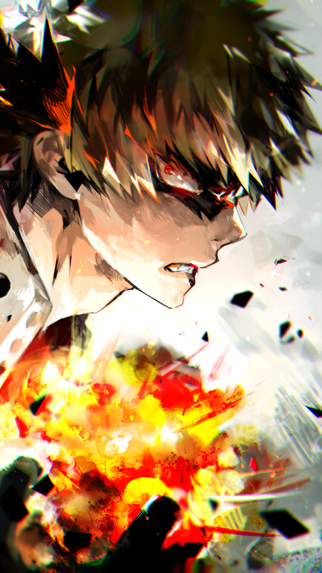 Download Bakugo Katsuki Wallpaper Hd Backgrounds Download