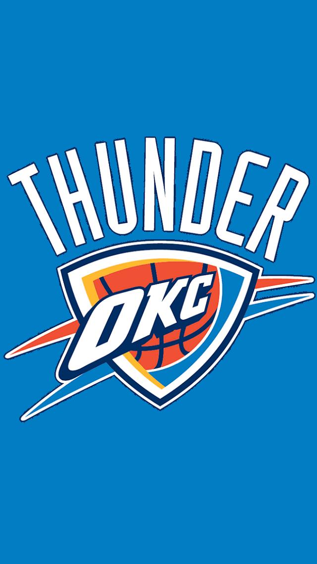 Download Oklahoma City Thunder Iphone Wallpaper Hd