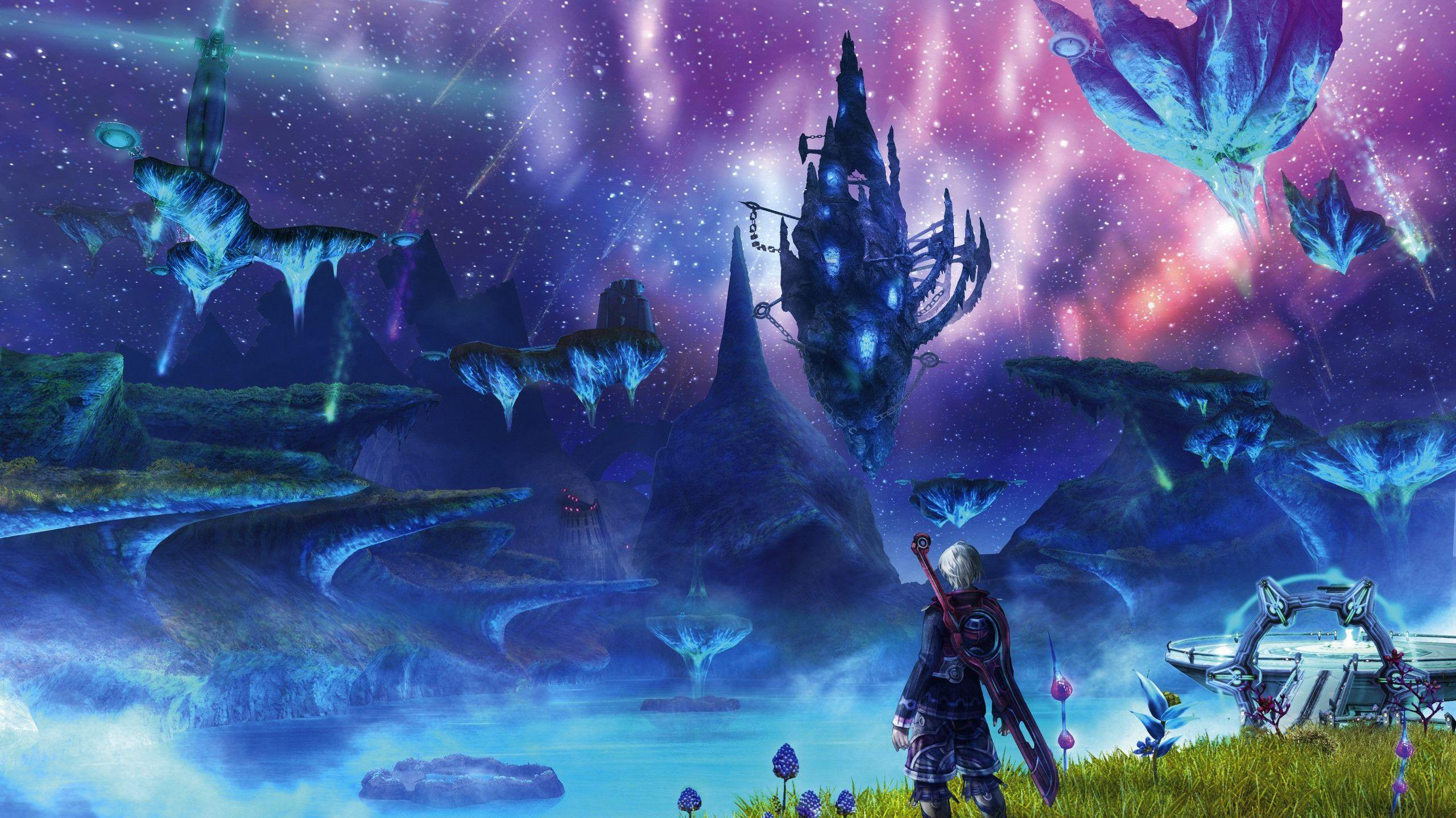 Download Xenoblade Hd Wallpaper Hd Backgrounds Download