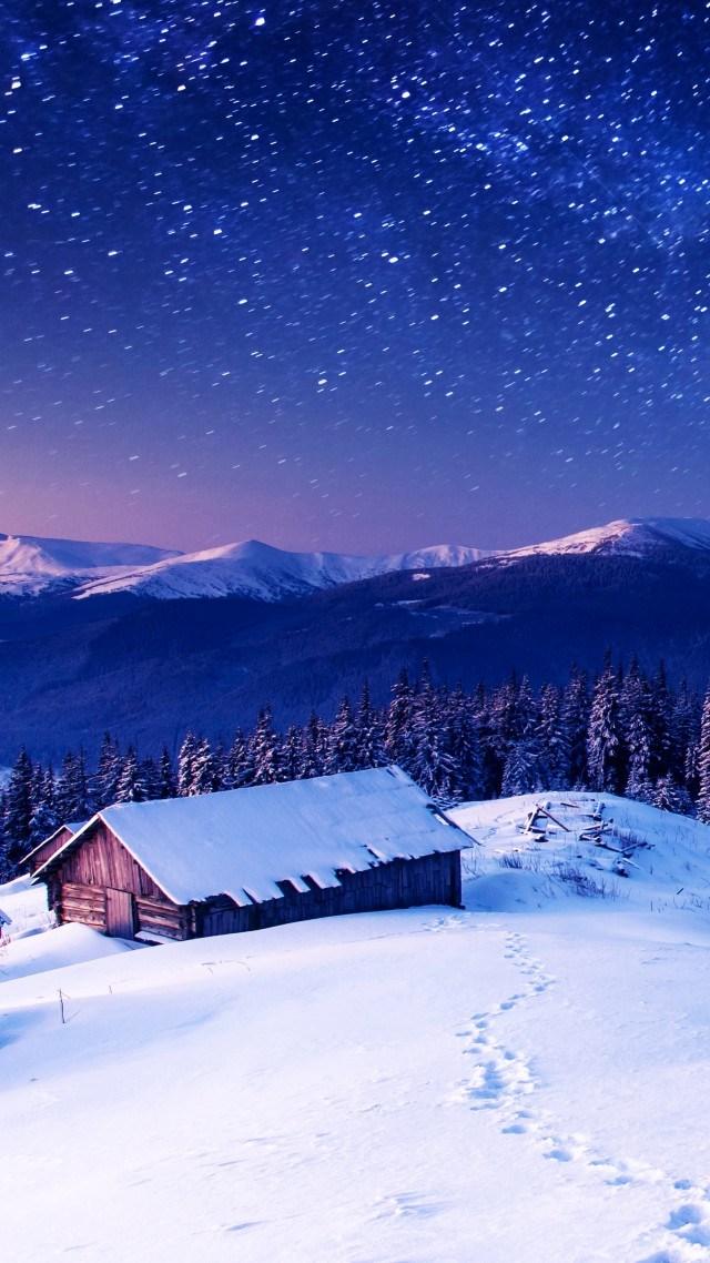 Download Winter Wonderland Iphone Wallpaper Hd Backgrounds