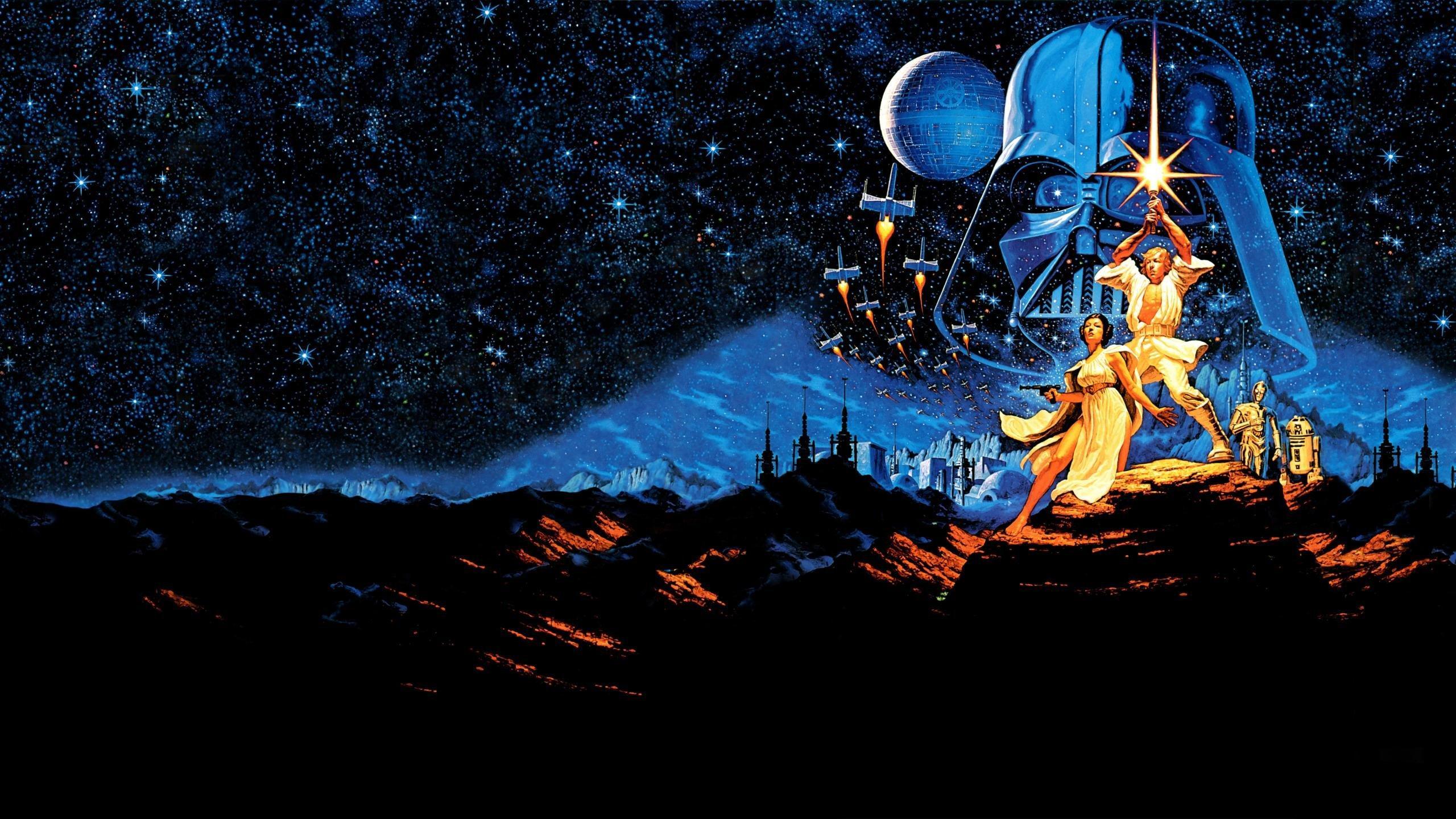 Download Star Wars 2560x1440 Wallpaper Hd Backgrounds Download Itl Cat
