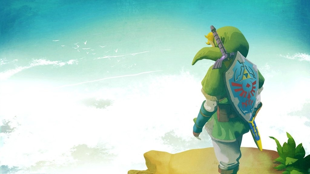 Download Epic Legend Of Zelda Wallpaper Hd Backgrounds