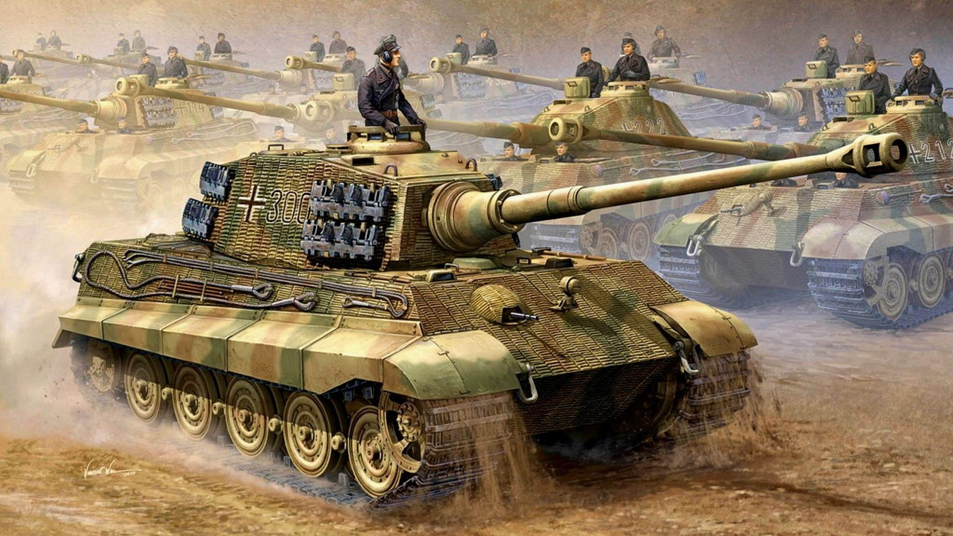 Download Ww2 Tanks Wallpaper Hd Backgrounds Download Itlcat