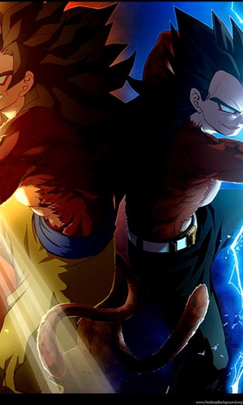 1080p Goku And Vegeta Wallpaper Gambarku