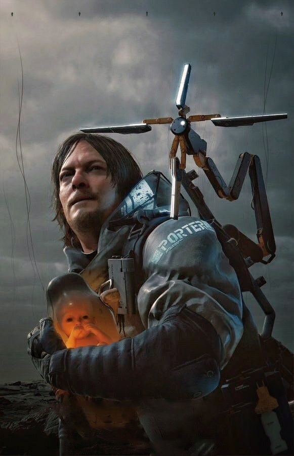 Download Death Stranding Phone Wallpaper Hd Backgrounds