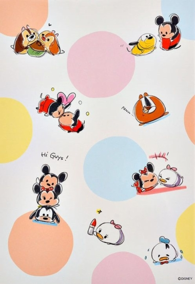 Tsum Tsum Iphone Wallpaper Find And Download Best Wallpaper Images At Itl Cat