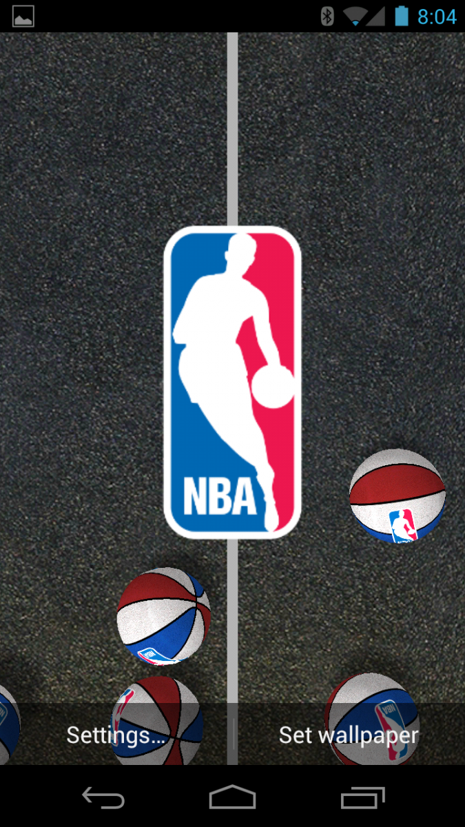 Nba Live Wallpaper - Nba Wallpapers For Android , HD Wallpaper & Backgrounds