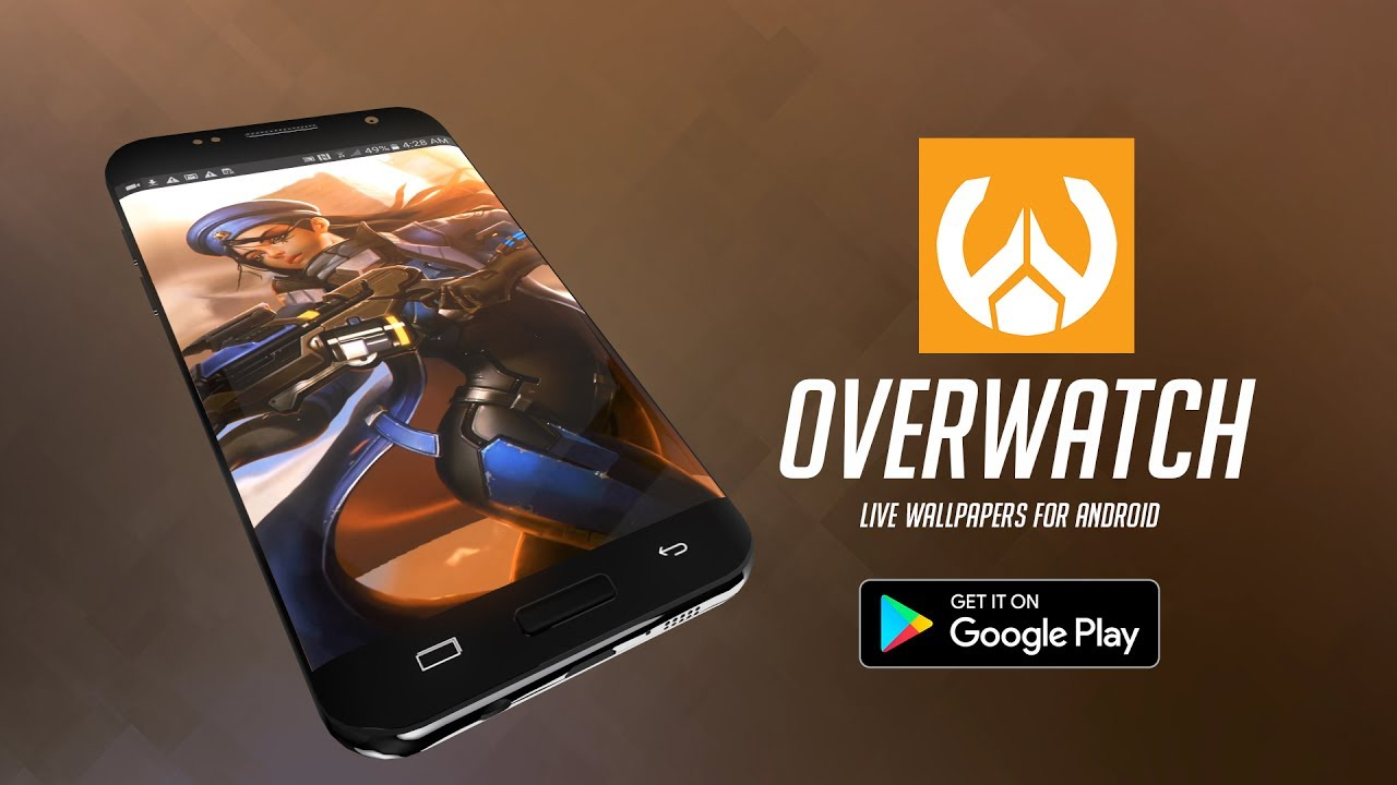 Live Wallpapers Android App - Overwatch Live Wallpaper Android , HD Wallpaper & Backgrounds
