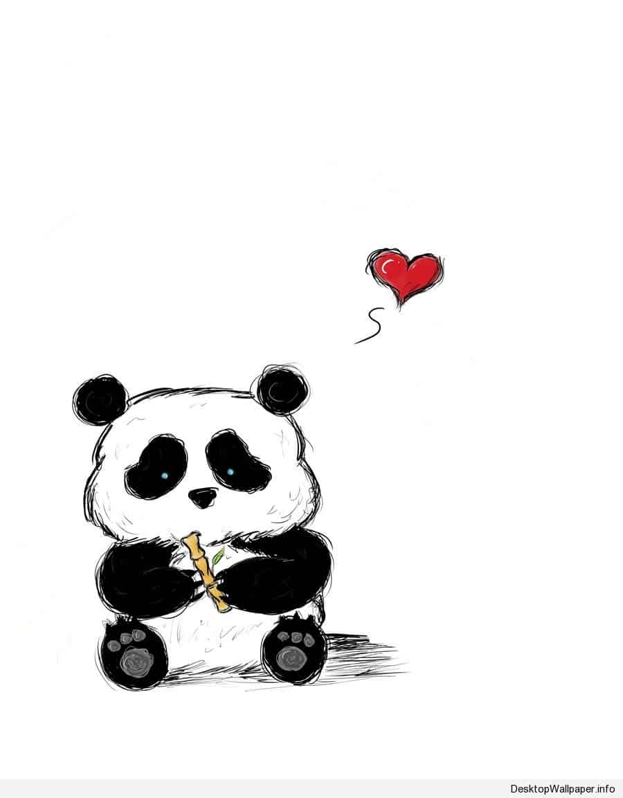 Gambar Wallpapers Tumblr Panda Cute Panda 1918 HD