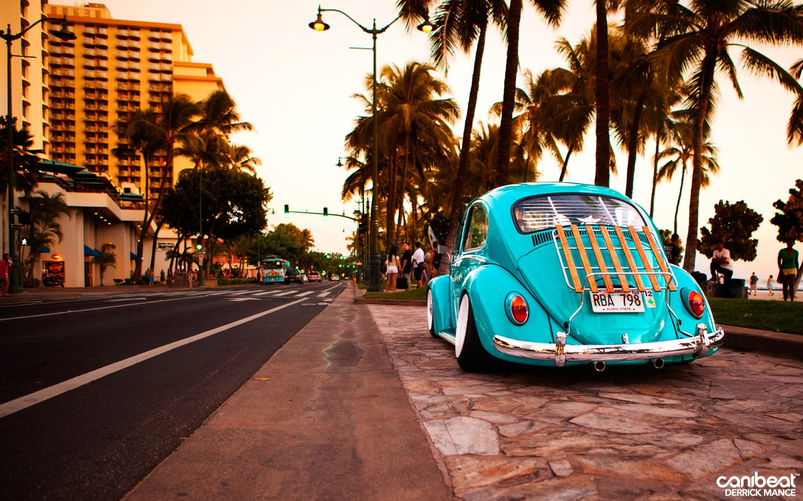 Wallpaper Keren Untuk Handphone Android - Vw Bug , HD Wallpaper & Backgrounds