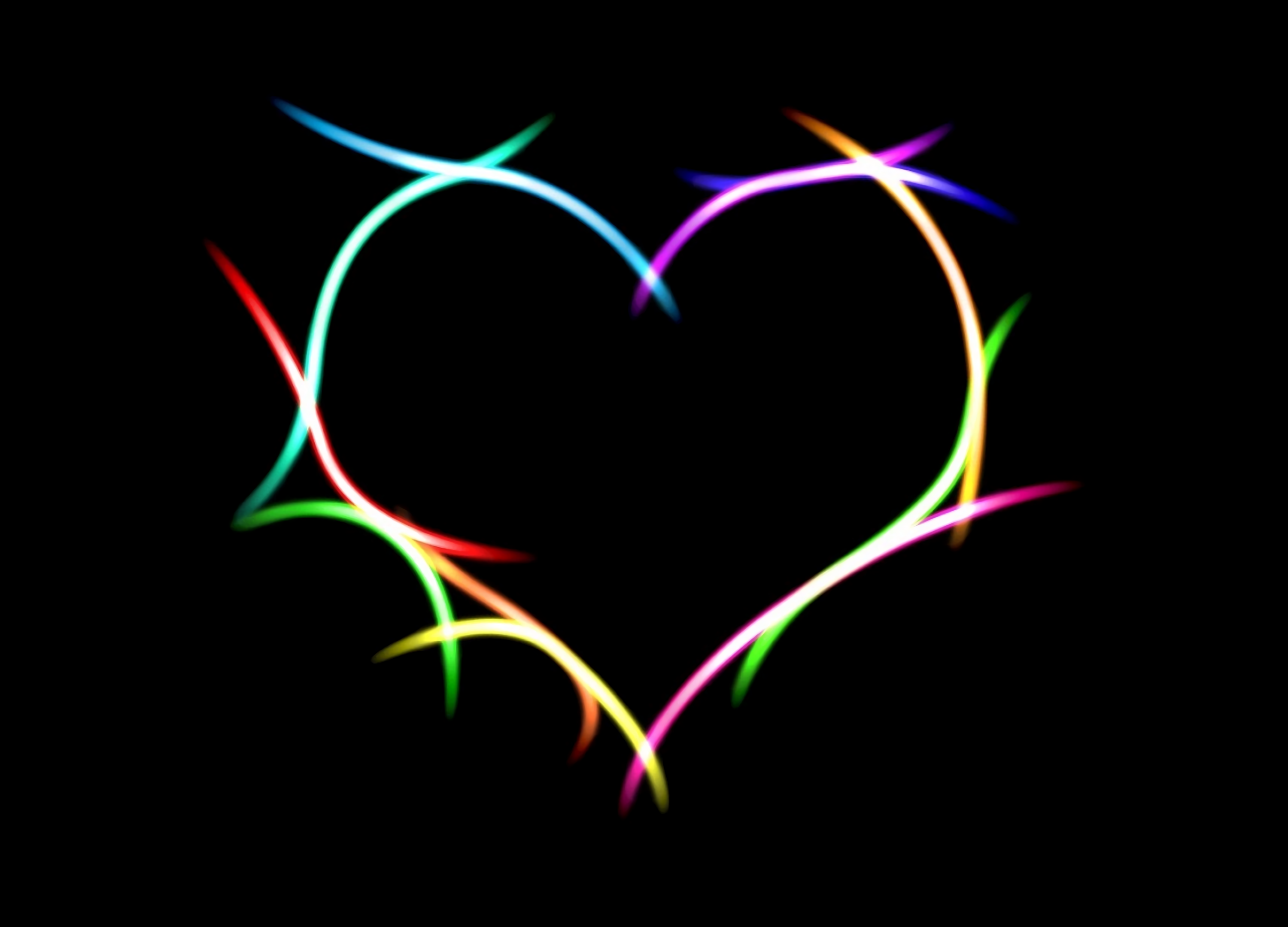 Love Hd Wallpaper Black Love Heart Background 3423 Hd