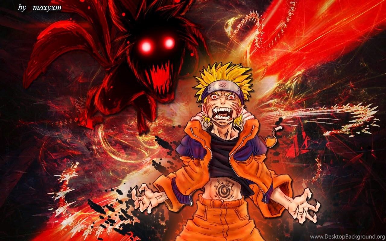 Kumpulan Wallpapers Naruto Paling Keren » Foto Gambar - Naruto Blazing Nine Tails , HD Wallpaper & Backgrounds