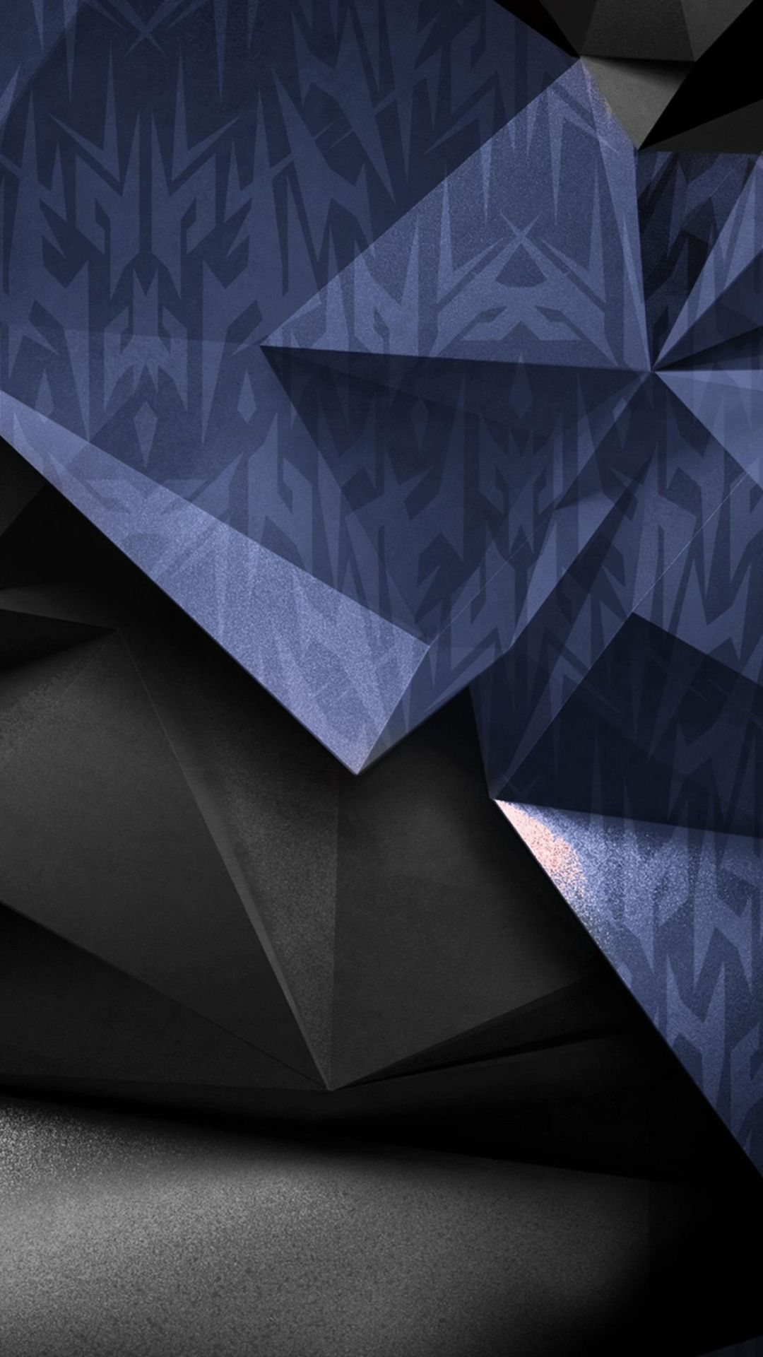 Download Wallpaper Design Acer Triangle Black And White Gaming