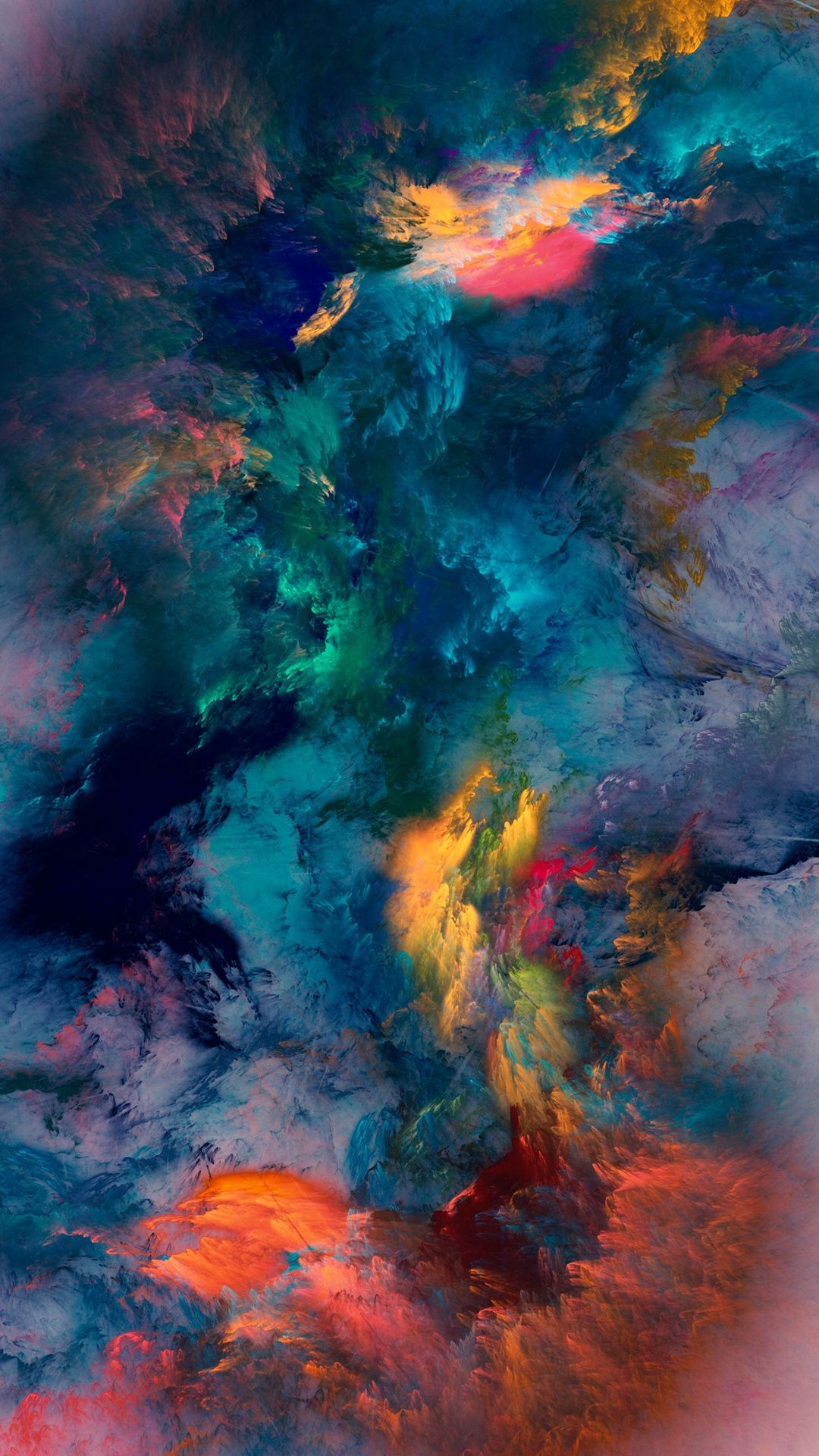Colour Storm Wallpaper - Iphone 7 Plus Duvar Kağıdı , HD Wallpaper & Backgrounds