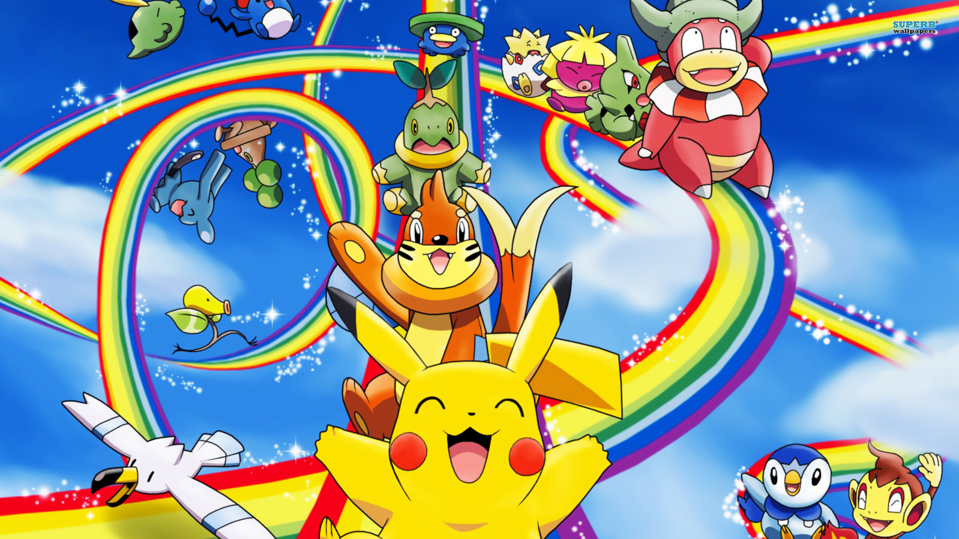 Pokemon Wallpaper , HD Wallpaper & Backgrounds