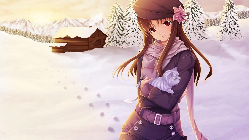 Anime Wallpaper Keren - Hi Score Girl Wallpaper Hd , HD Wallpaper & Backgrounds