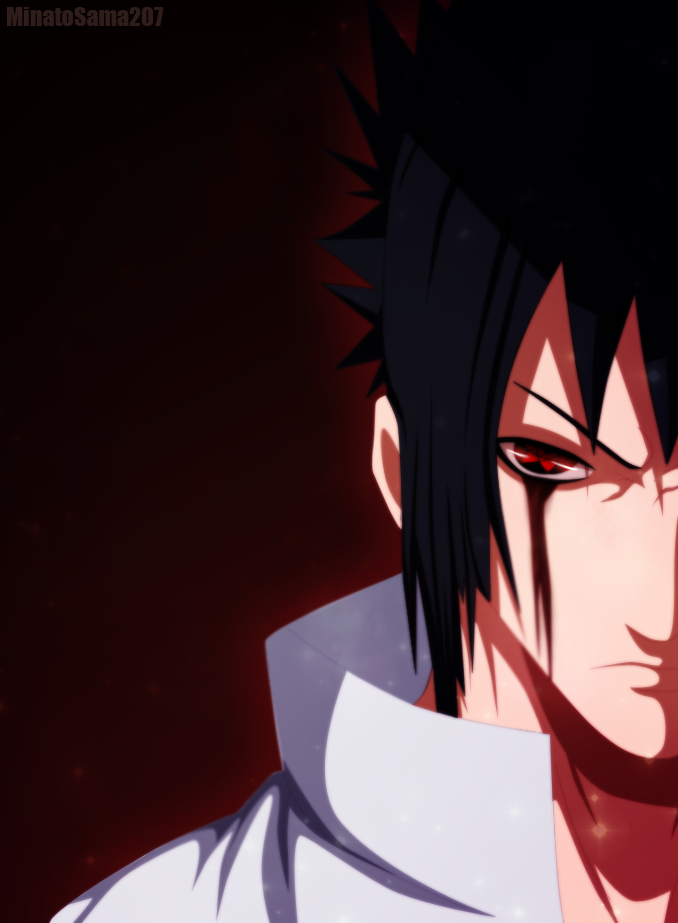 Wallpaper Hp Keren 3d - Uchiha Sasuke Wallpaper Android , HD Wallpaper & Backgrounds