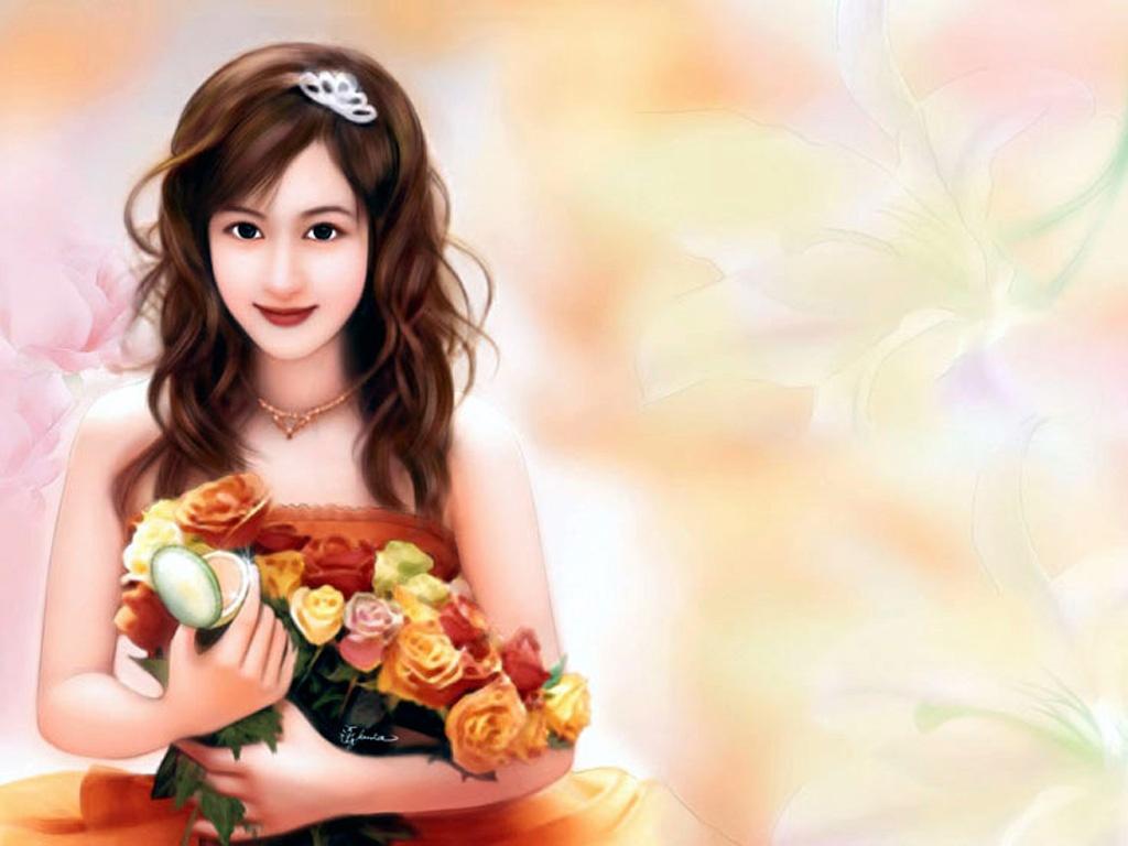 Beautiful Girl Widescreen Wallpapers - Advance Happy Raksha Bandhan , HD Wallpaper & Backgrounds