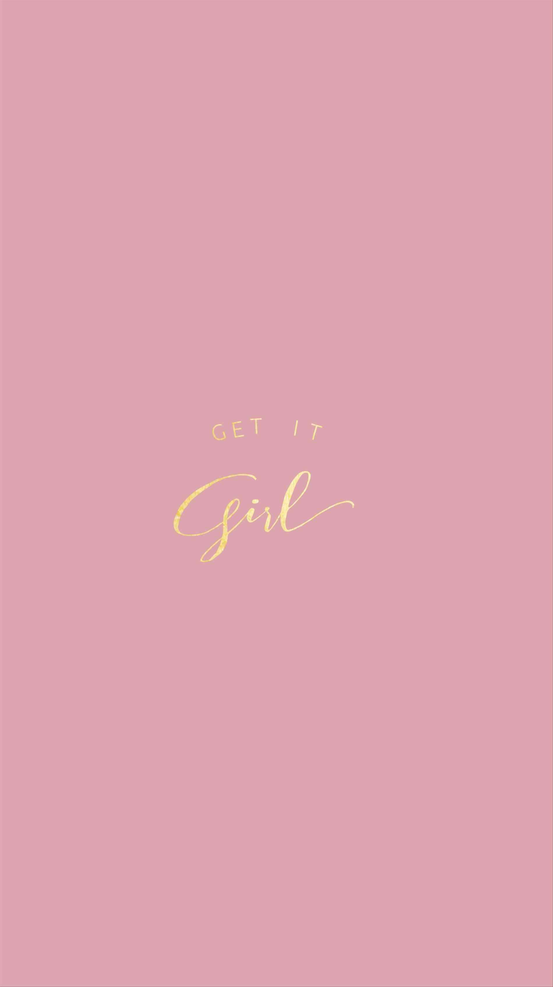Girly Wallpapers With Quotes Rose Gold Wallpaper Iphone 6977 Hd Wallpaper Backgrounds Download