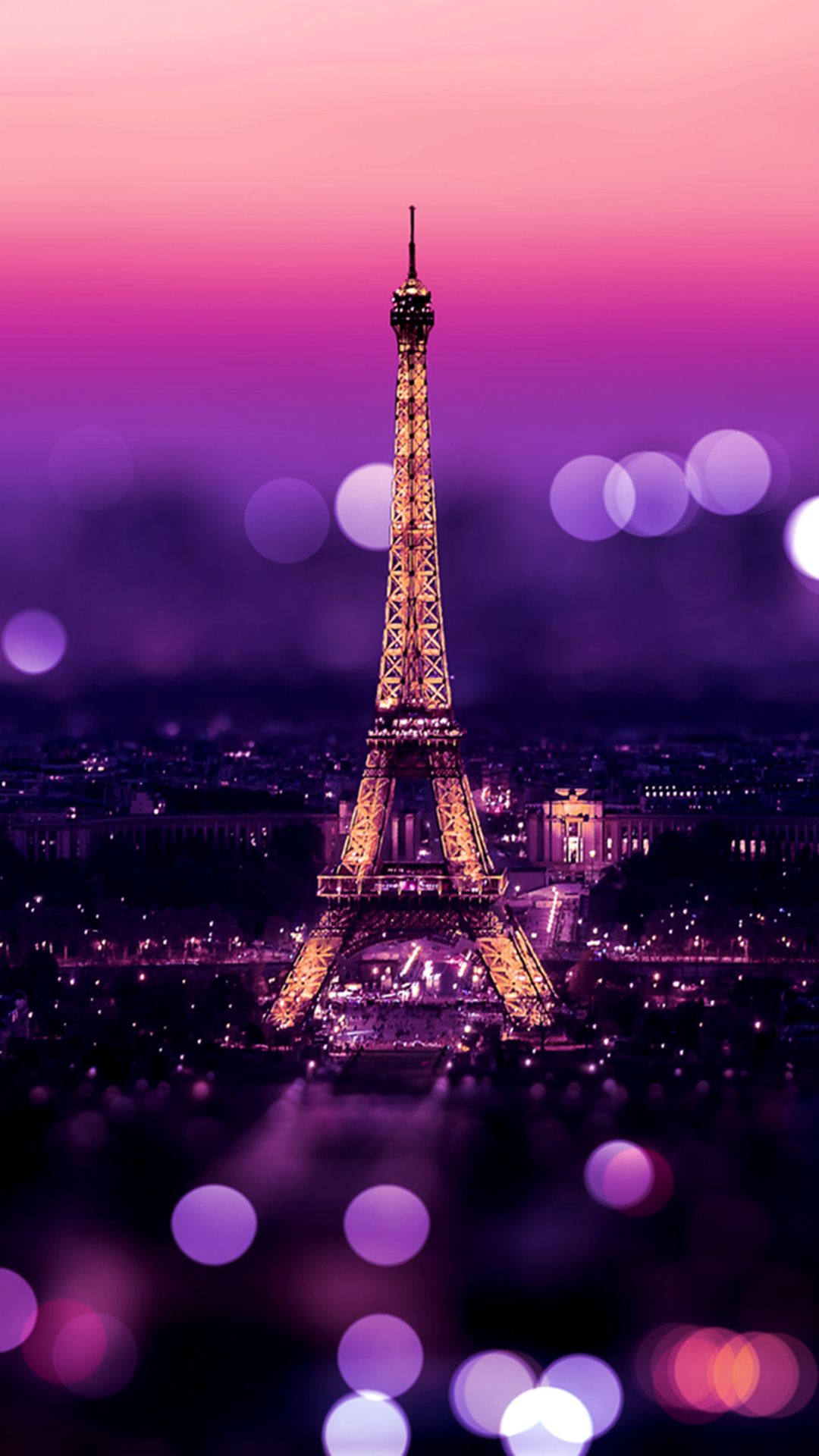 Girly Wallpaper On Genchi Eiffel Tower Wallpaper For Phone