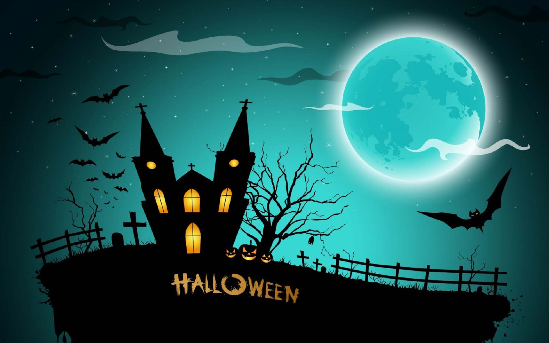 Good Night Horror Hd , HD Wallpaper & Backgrounds