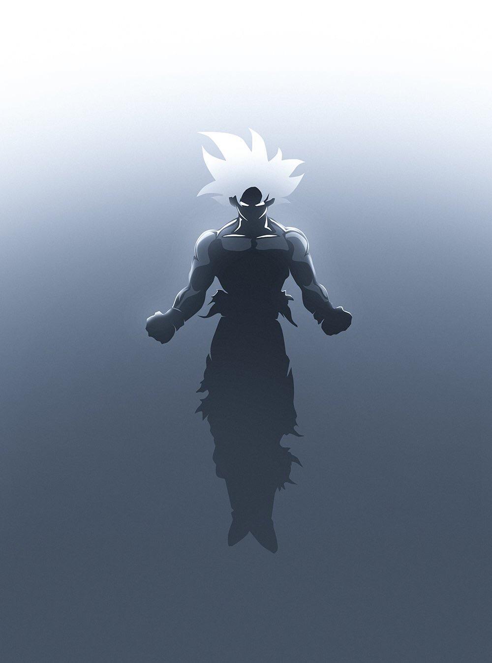 Imagegoku Goku Ultra Instinct Wallpaper 4k 9210 Hd