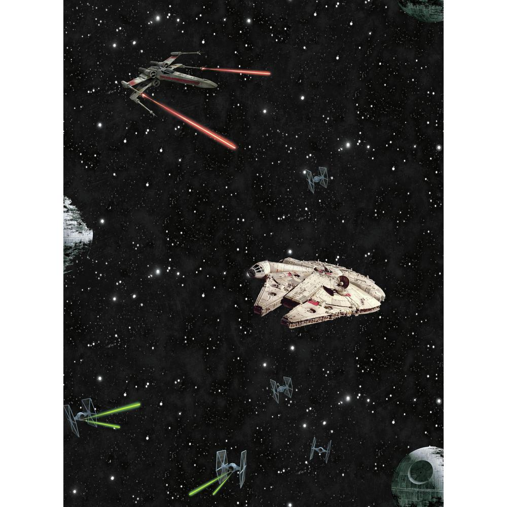 York Wallcoverings Disney Kids Iii Star Wars Classic Star Wars 9715 Hd Wallpaper Backgrounds Download