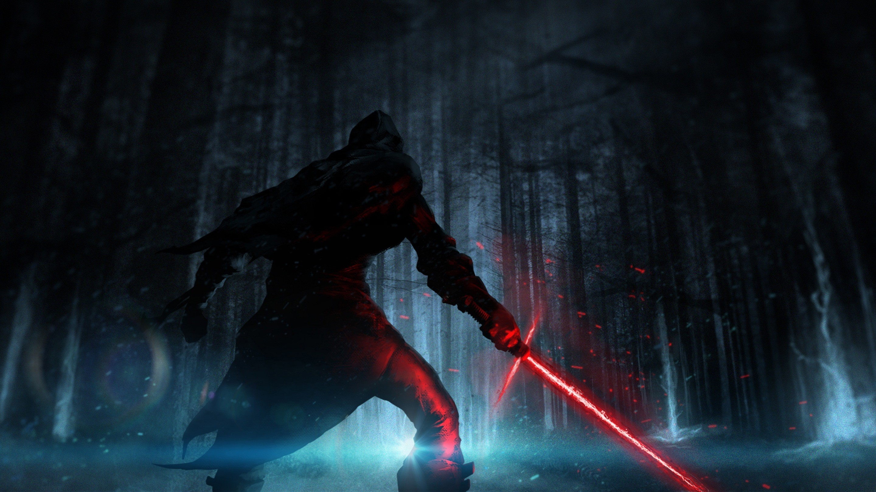 Star Wars 7 The Force Awakens Wallpaper Star Wars Triple Monitor