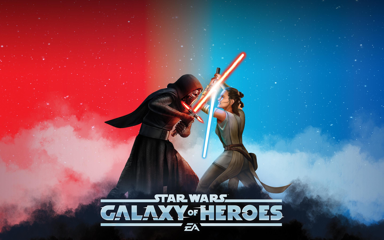 Galaxy Of Heroes Hd Wallpapers Star Wars Galaxy Of Heroes Background 10707 Hd Wallpaper Backgrounds Download