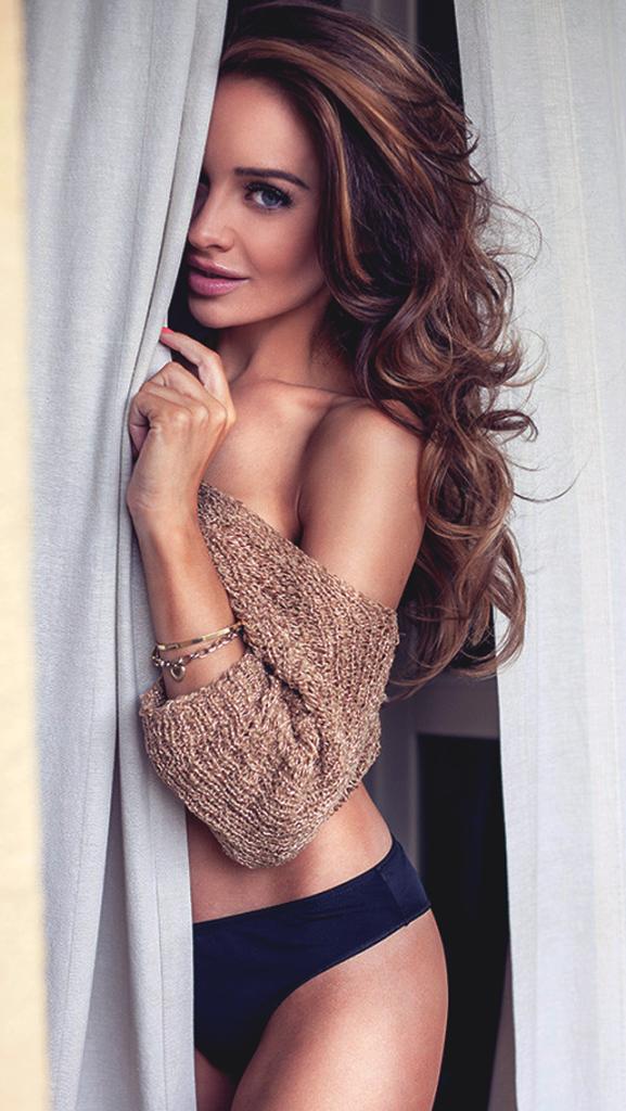 Beautiful Girl Wallpaper - Seductive Model , HD Wallpaper & Backgrounds