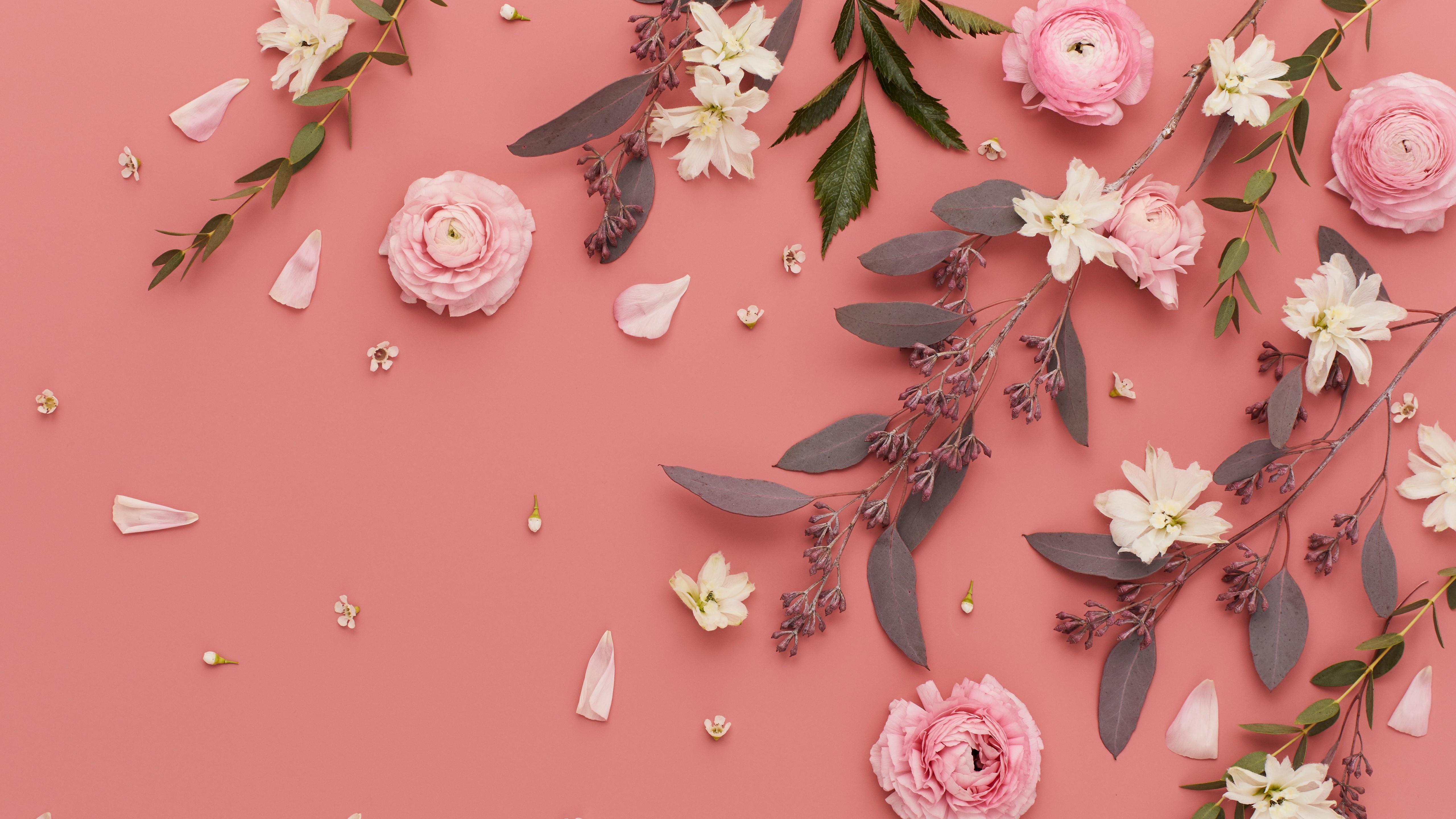 Nice - Beautiful Wallpapers Desktop Flower Background Hd , HD Wallpaper & Backgrounds