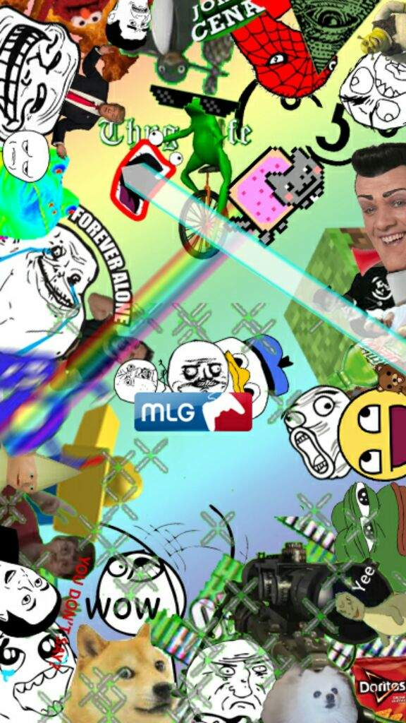 Meme Wallpaper - Here Comes Dat Boi , HD Wallpaper & Backgrounds