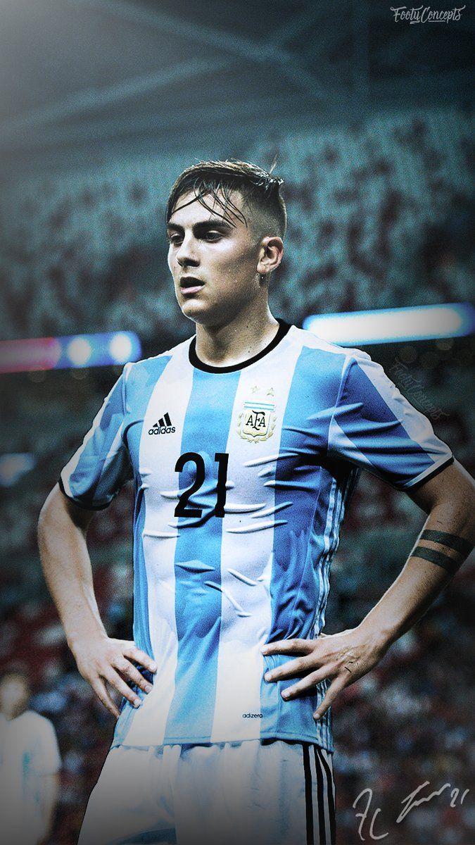 Thefootballconcept On Twitter Paulo Dybala Wallpaper Hd