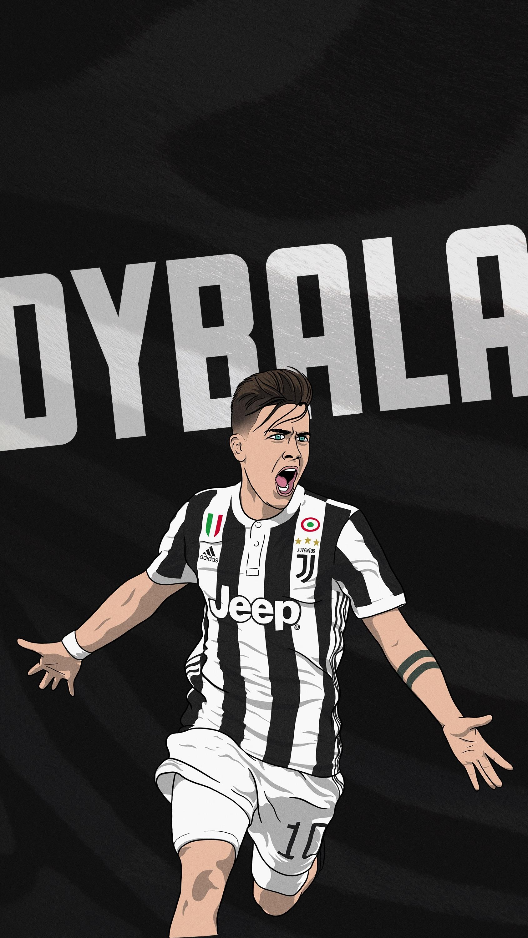 Dybala Wallpaper Juventus Dybala 12261 Hd Wallpaper