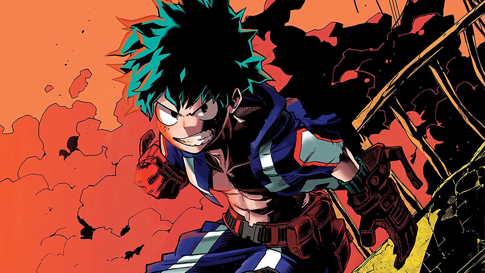 Discover Ideas About Hero Wallpaper Boku No Hero Academia