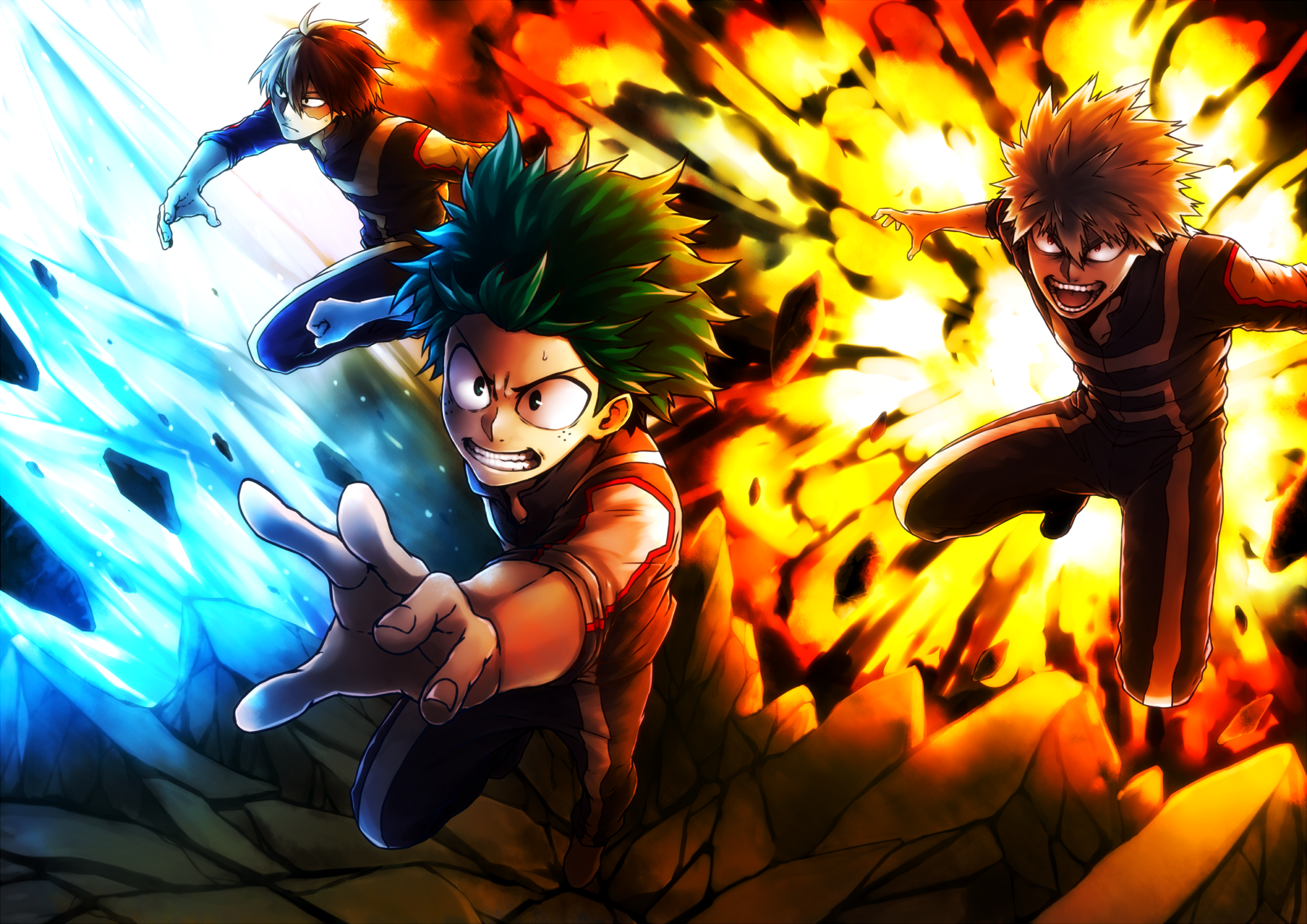 My Hero Academia Wallpaper My Hero Academia Best 12999 Hd