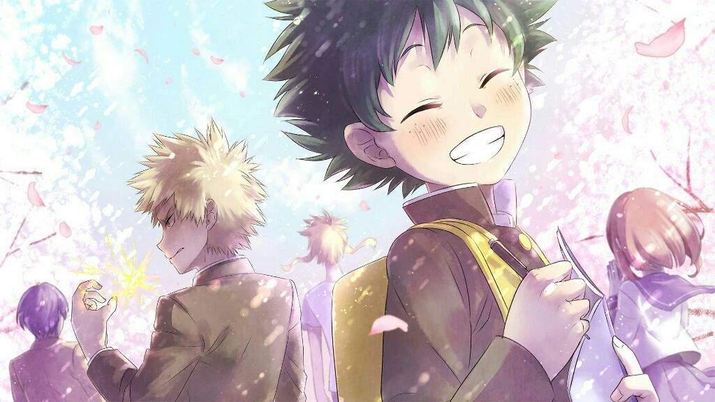 Boku No Hero Academia Wallpapers My Hero Academia Long