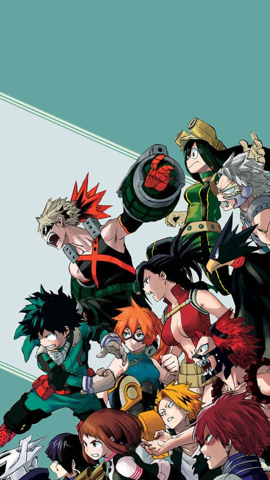 That D Be A Cool Wallpaper Tho My Hero Academia Iphone