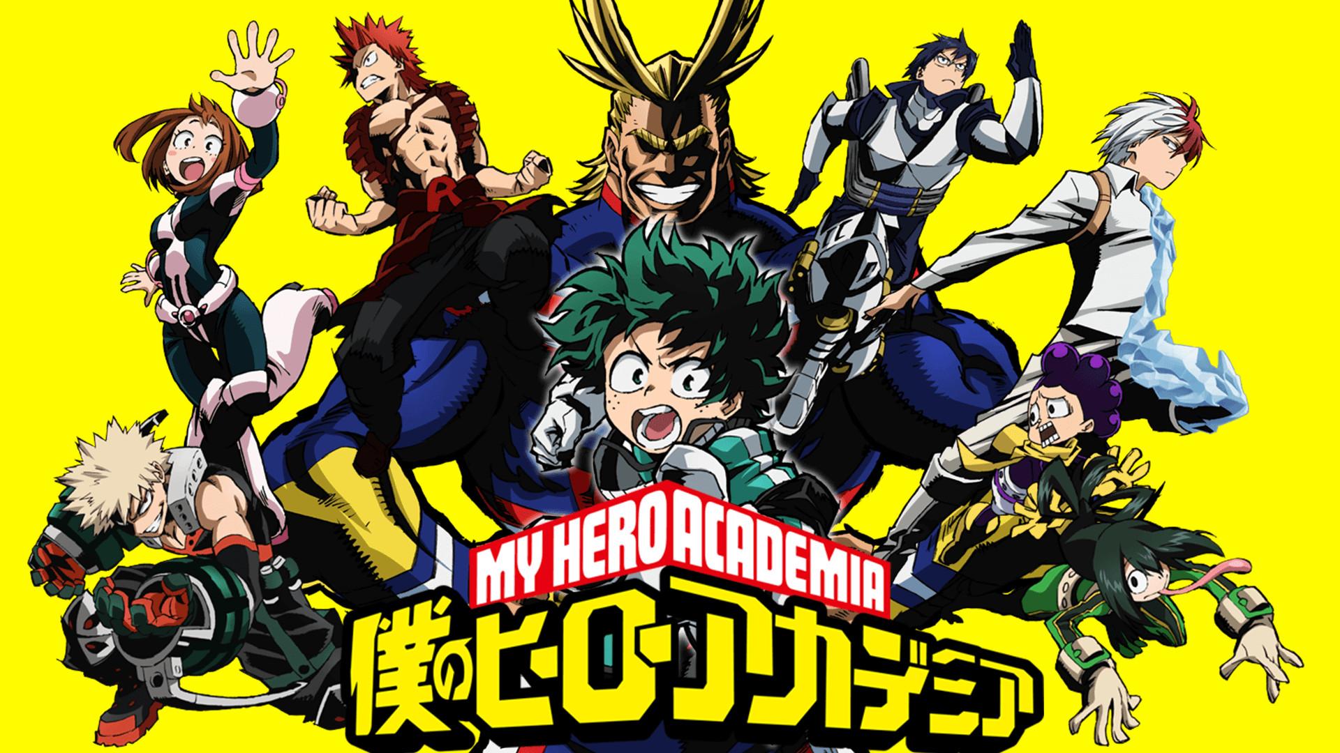 My Hero Academia Wallpapers My Hero Academia 13241 Hd