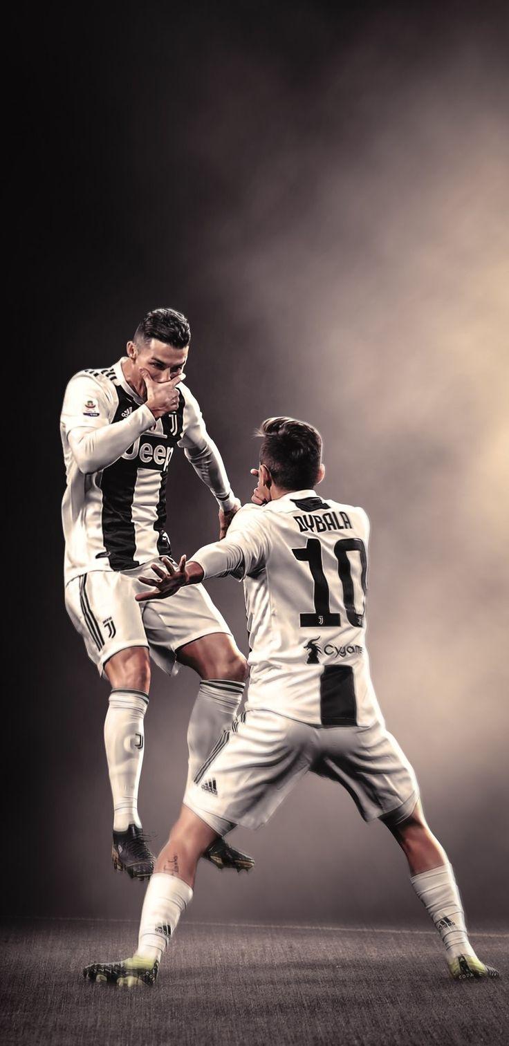 #wallpaper #ronaldo #dybala #juventus - Ronaldo And Dybala Juventus , HD Wallpaper & Backgrounds