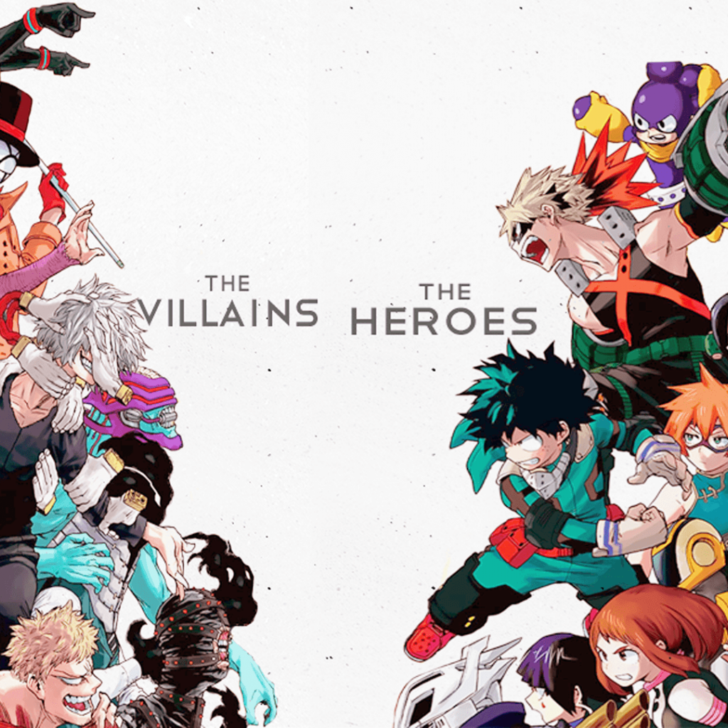 My Hero Academia Wallpaper Iphone 14010 Hd Wallpaper