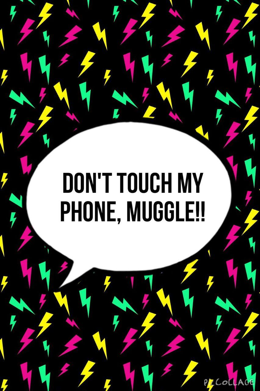 Don T Touch My Phone Wallpapers - Do Not Touch My Iphone , HD Wallpaper & Backgrounds