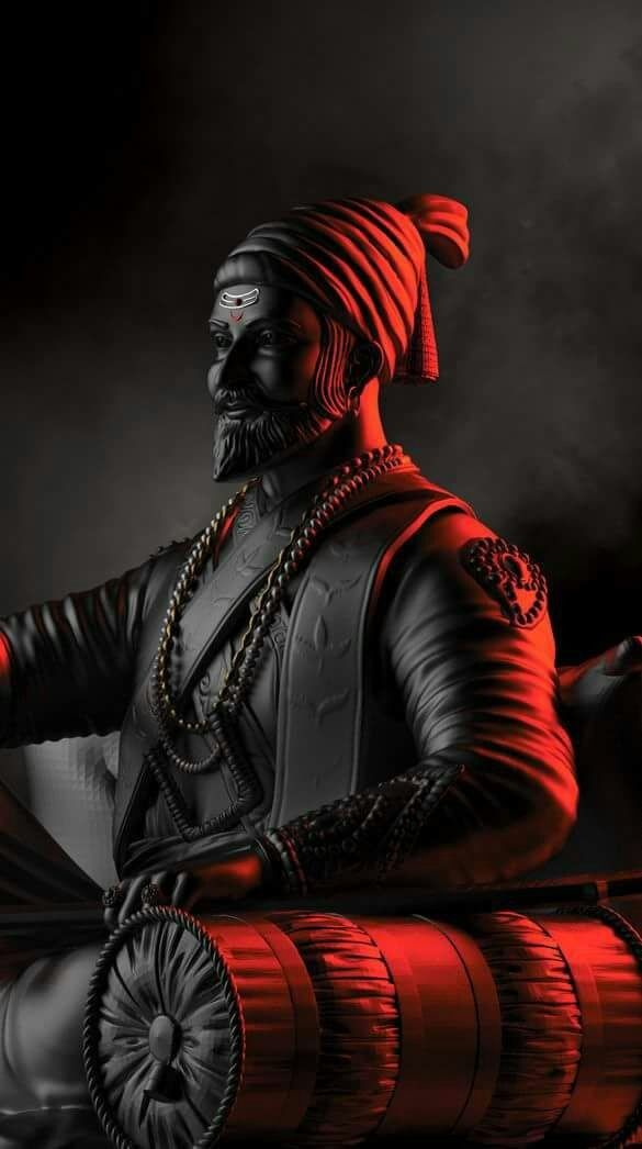 #shivaji Maharaj - Full Hd Shivaji Maharaj Wallpaper Hd , HD Wallpaper & Backgrounds