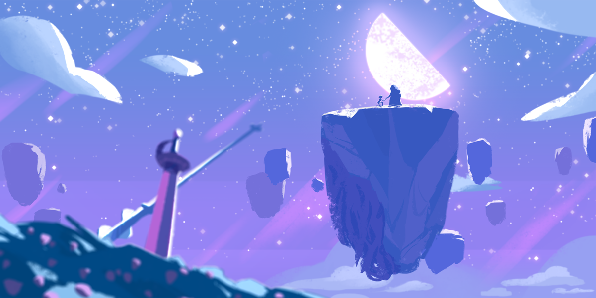 This Is One Of My All-time Favorites - Steven Universe Wallpaper Fanart , HD Wallpaper & Backgrounds