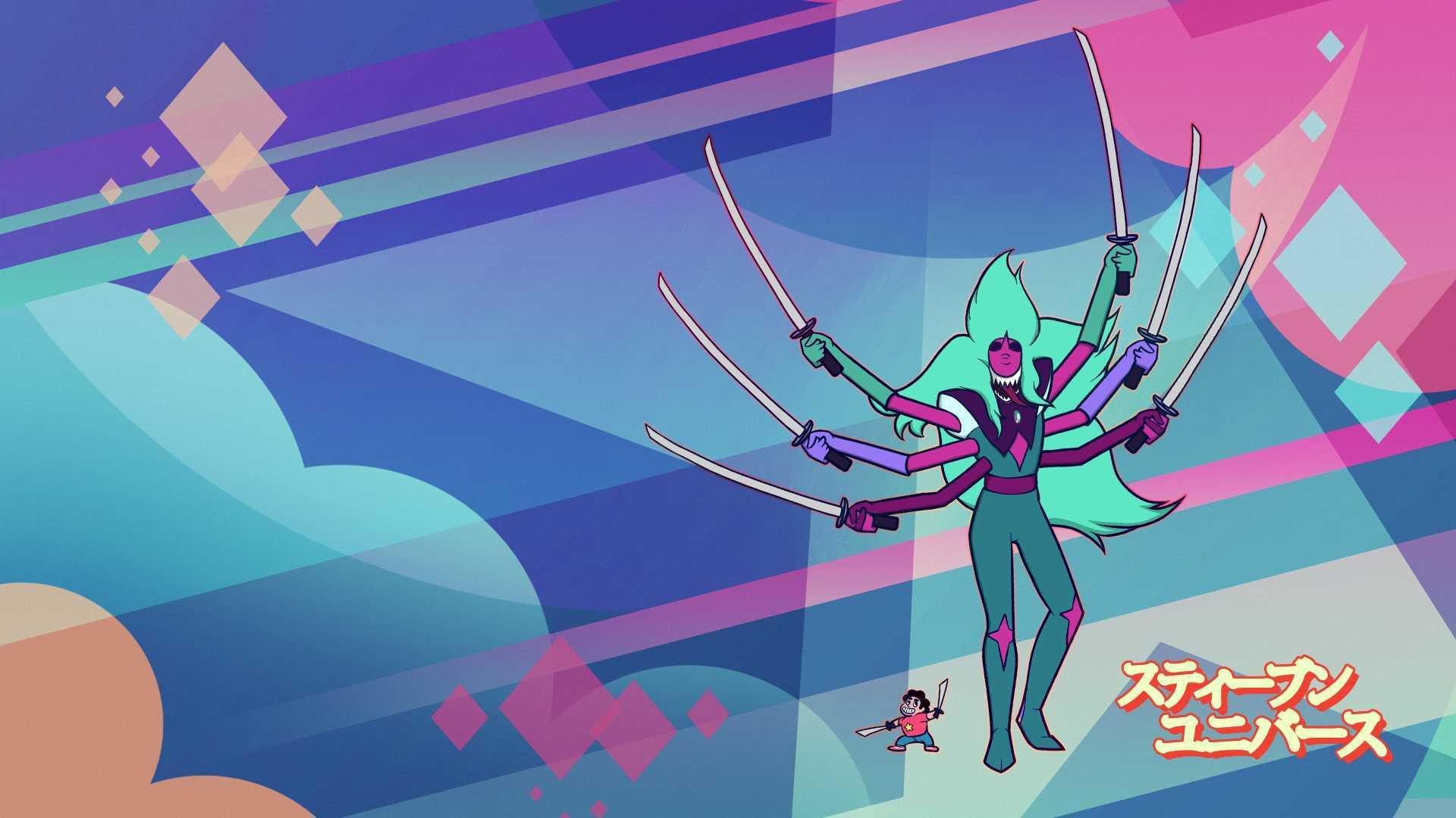 Cool Steven Universe Background , HD Wallpaper & Backgrounds