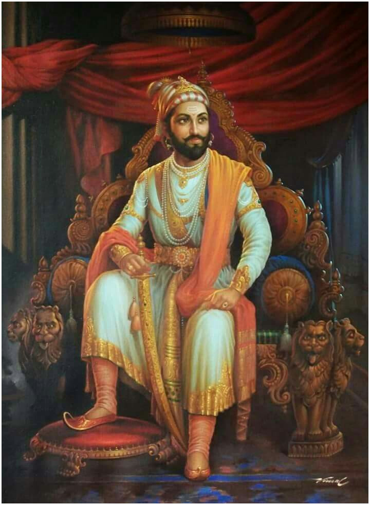 Chatrapati Shivaji Maharaj Wallpaper - Original Chatrapati Shivaji Maharaj , HD Wallpaper & Backgrounds