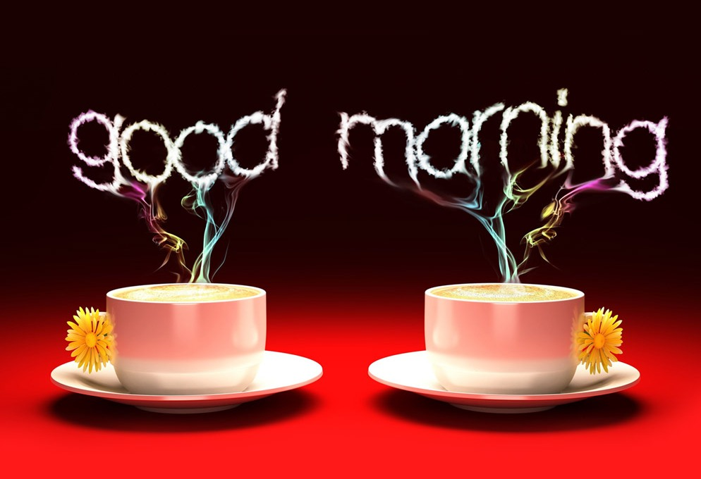 Mobile - Good Morning Image New Style , HD Wallpaper & Backgrounds