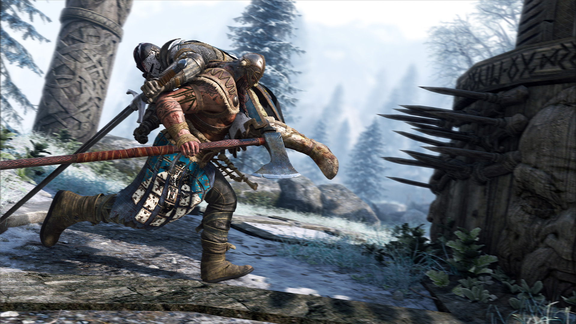 For Honor Year 3 Pass Computer Wallpaper - Honor Viking , HD Wallpaper & Backgrounds
