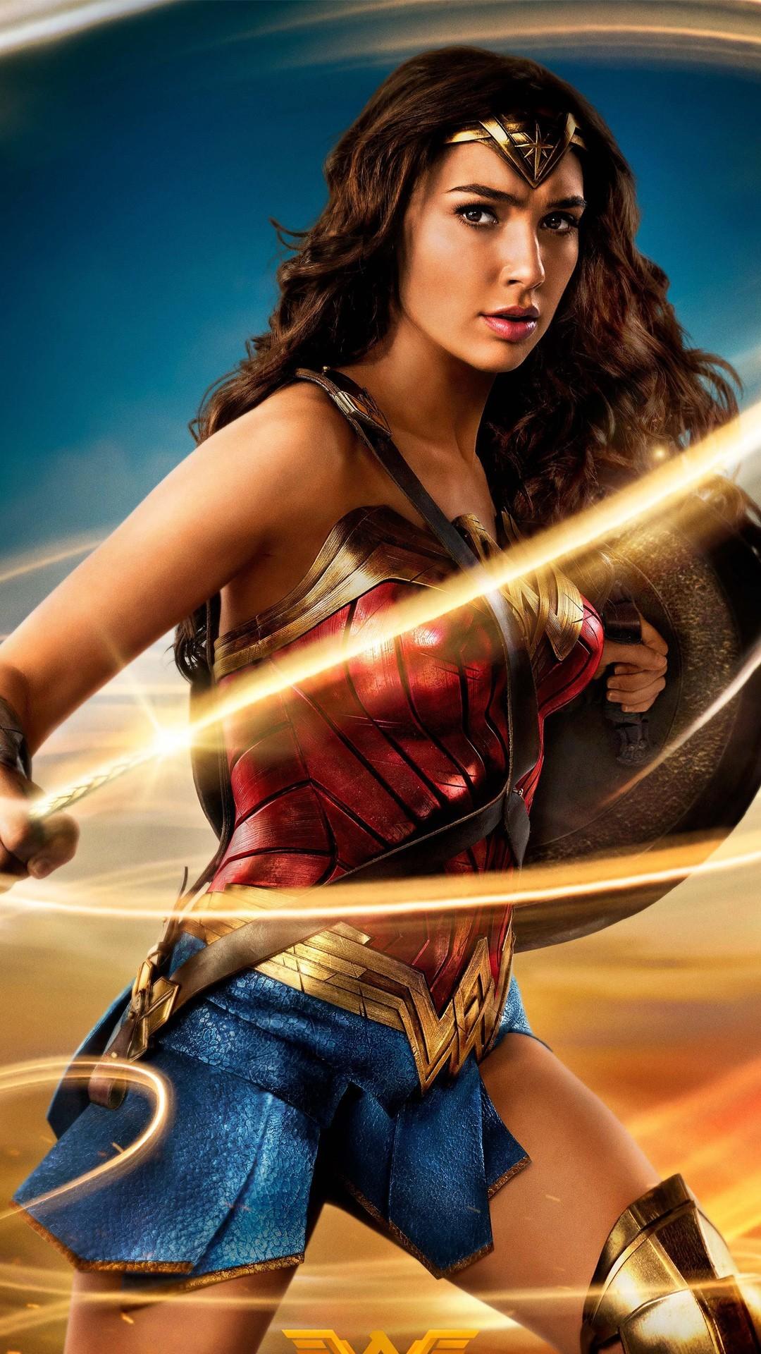 Gal Gadot Wonder Woman Wallpaper For Mobile Resolution Gal