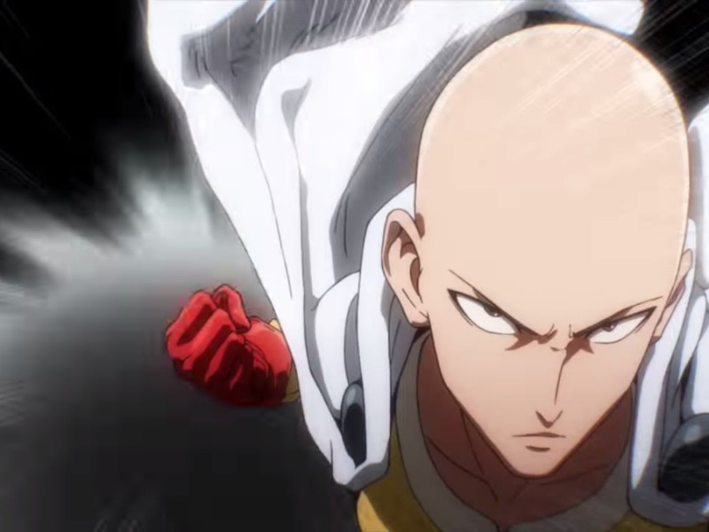 One Punch Man Wallpaper - One Punch Man Hit , HD Wallpaper & Backgrounds